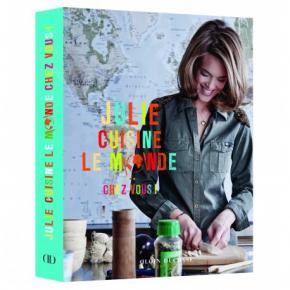 Julie cuisine le monde chez vous