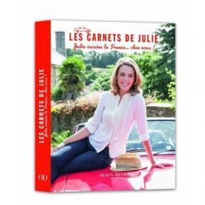 Les Carnets de Julie, Julie cuisine la France ... chez vous
