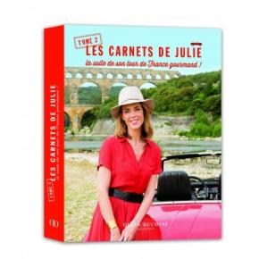 Les Carnets de Julie, La suite de son tour de France gourmand - Tome 2