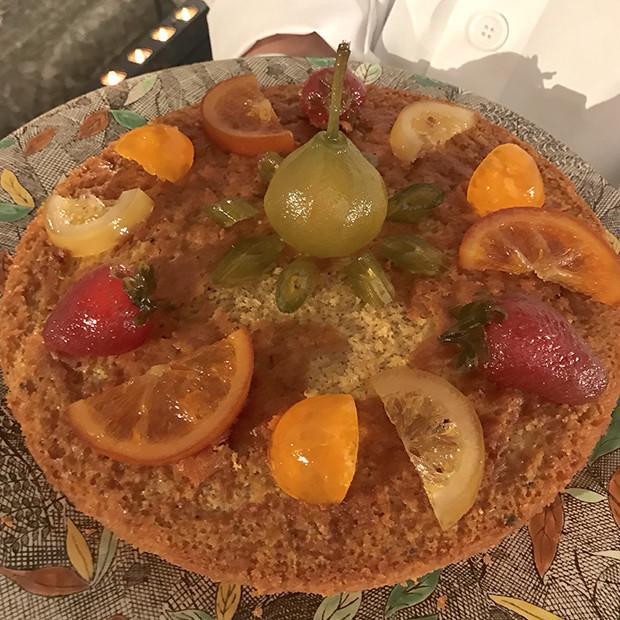 Cake d'amour de Julie
