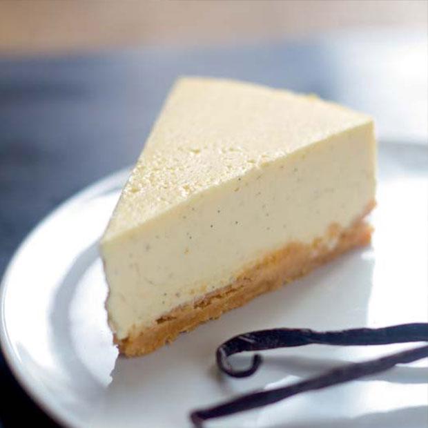 Cheesecake à la ricotta et au citron