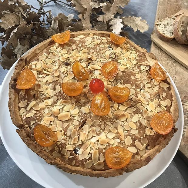 Galapian aux fruits confits de Michèle Gay