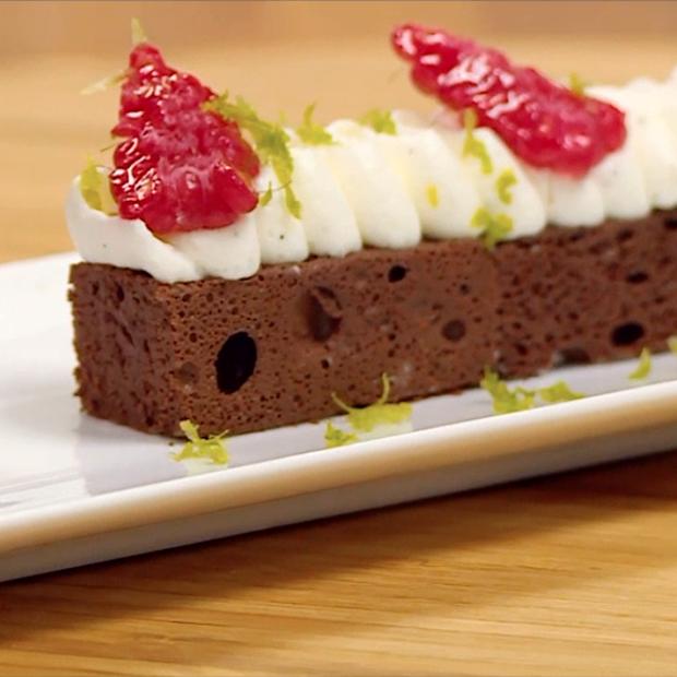 Gâteau au chocolat express de Thierry Marx