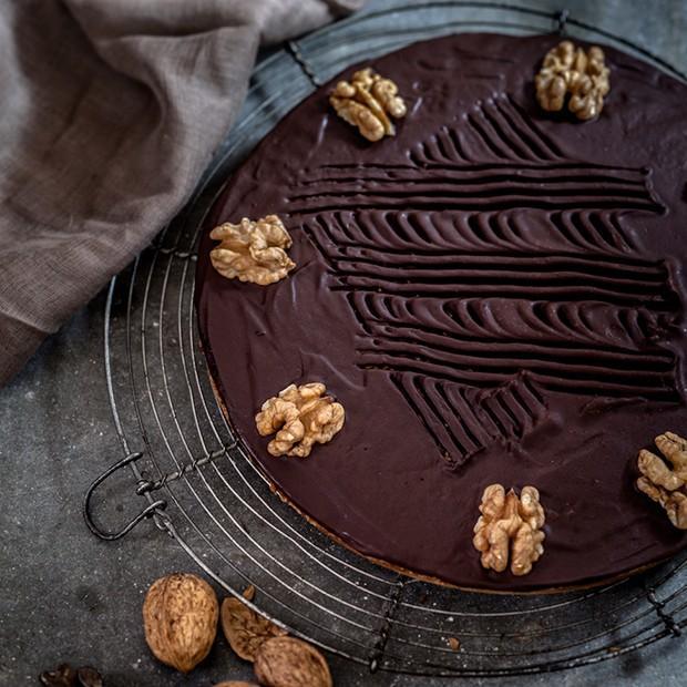 Le gâteau aux noix de Monique