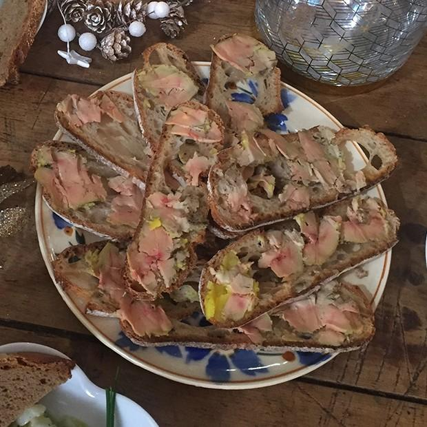 Le foie gras de Danièle