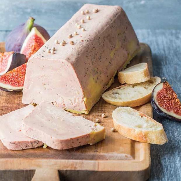 Foie gras de Thierry Marx
