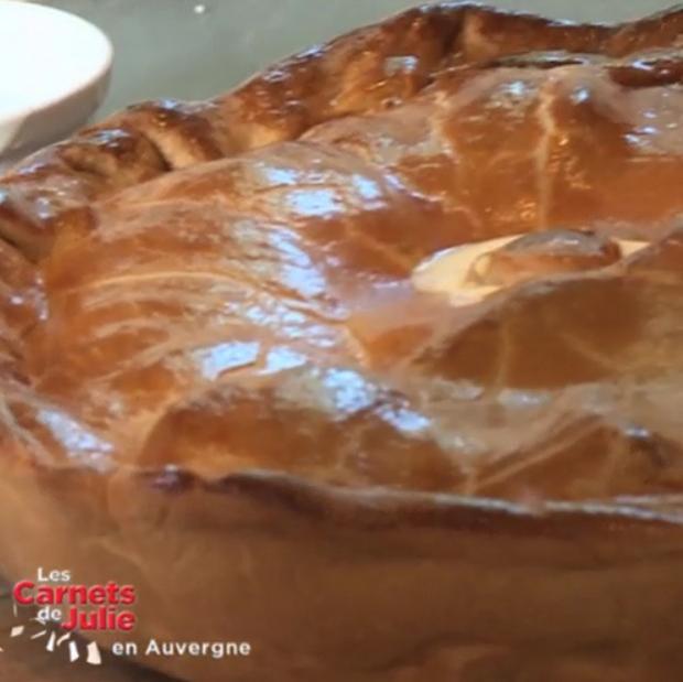 Le Pâté de pommes de terre de Lucien et Hélène (sa grand-mère)