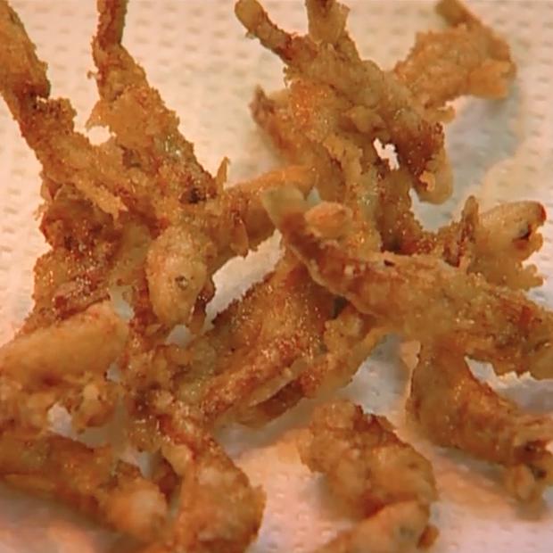 Réussir la friture de poisson