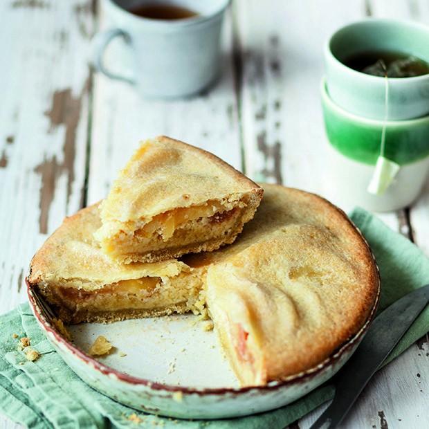 La tarte normande de Régis - Cotentin