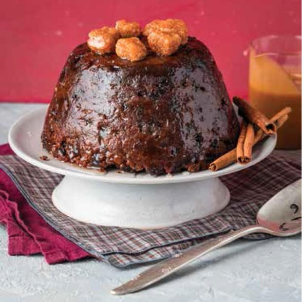 Le Christmas Pudding de Martine