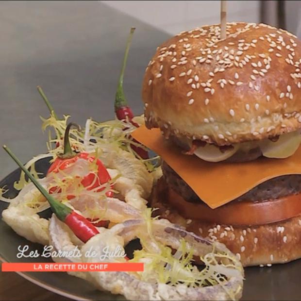 Burger de Thierry Marx