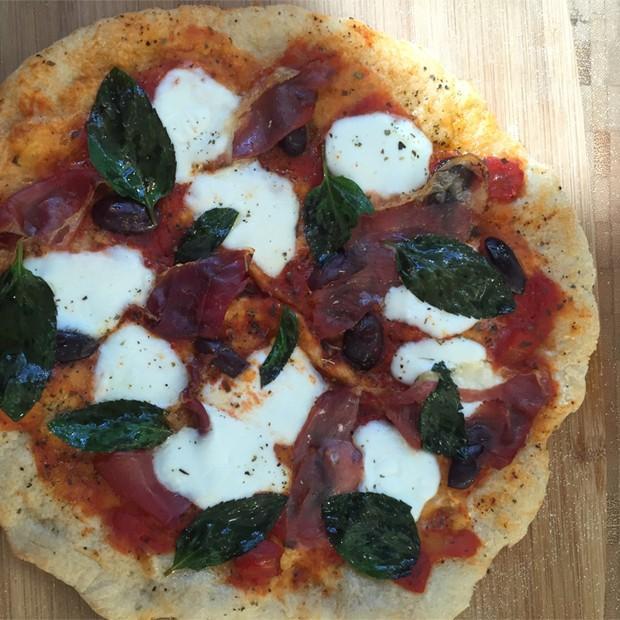 La pizza de Julie