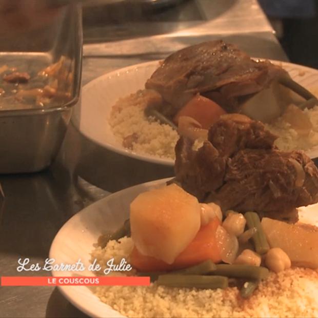 Le couscous rouge traditionnel de Fuzia