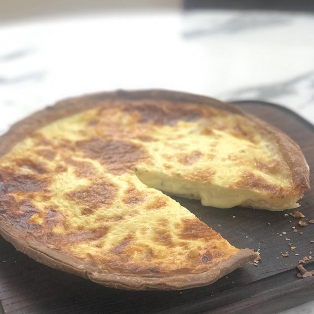 Mon irrésistible tarte aux fromages (sans gluten)