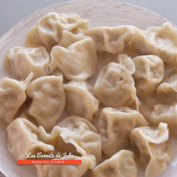Raviolis chinois de Shanshan et Keli