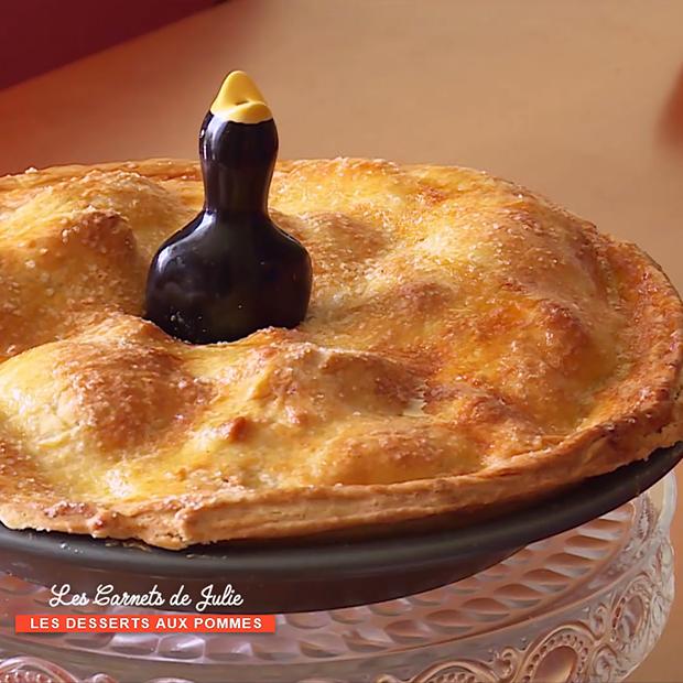 Apple Pie d'Hélène