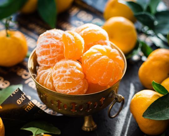 Clémentine - Mandarine