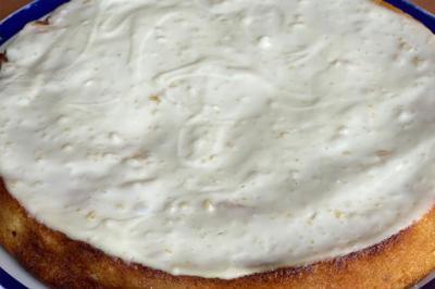 Cheesecake au citron bergamote et gingembre de Céline
