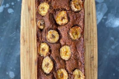Banana Bread aux noix et/ ou au pavot
