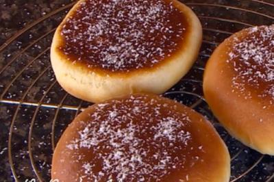 Les beignets cuits au four de Lucie Brisotto