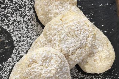 Biscuit à la cuillère de Thierry Marx
