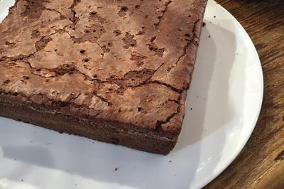 Brownie aux noix de pécan de Julie