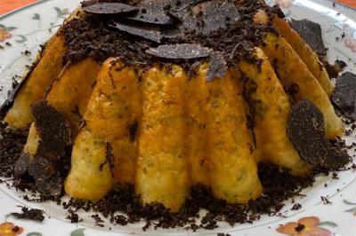 Gâteau de foie de France