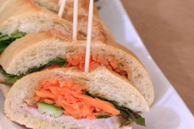 Le Bánh mì de Linh