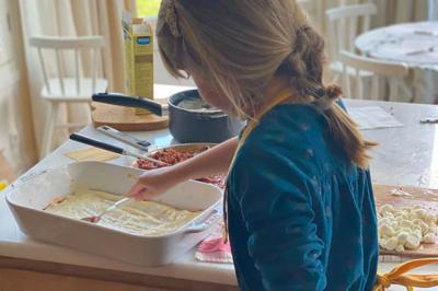 Lasagnes à la bolognaise de Gaïa