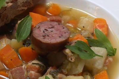 Soupe aux cailloux de Marie-Hélène et Joël