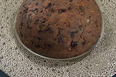 Christmas pudding de Julie