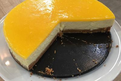 New York Cheesecake de Julie